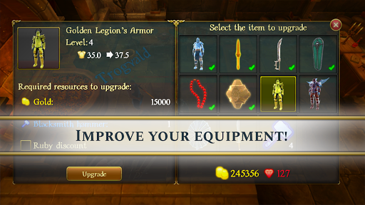 TotAL RPG (Towers of the Ancient Legion) screenshot 3