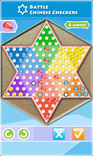 Chinese Checkers screenshot 1