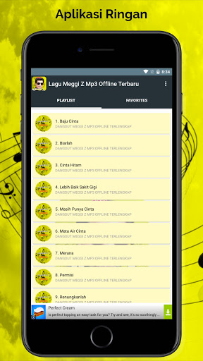 Lagu Meggi Z Mp3 Offline Terbaru screenshot 3