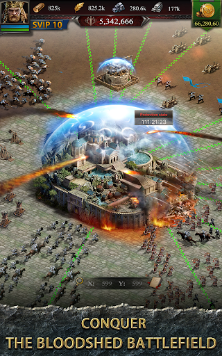 Clash of Kings screenshot 2