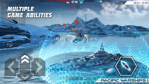 Pacific Warships screenshot 7