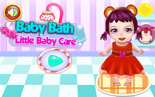 Baby Bath - Little Baby Care screenshot 1
