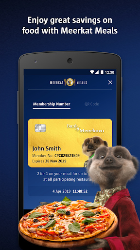 Meerkat screenshot 1