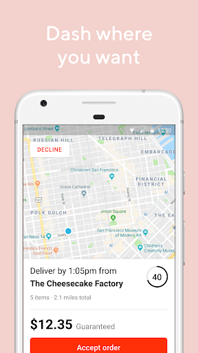 DoorDash - Driver screenshot 2