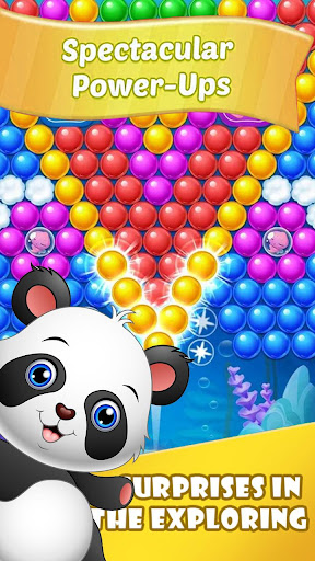 Baby Panda Pop screenshot 2