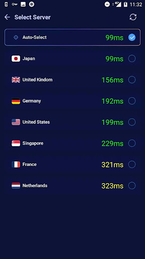 Fast VPN screenshot 2