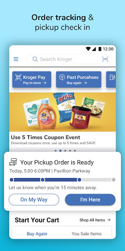 Kroger screenshot 4
