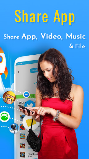 SHARE it with anyone, File Transfer by screenshot 2