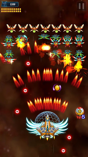 Galaxy Invader screenshot 1