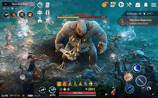 Black Desert Mobile screenshot 21