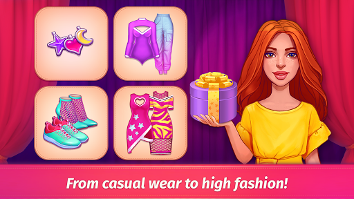 Dress up fever - Fashion show screenshot 2