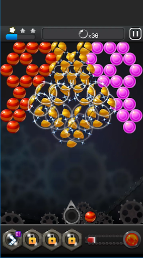 Bubble Shooter Mission screenshot 1