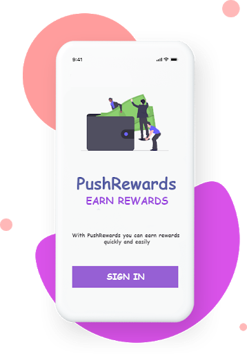 Push Rewards screenshot 1