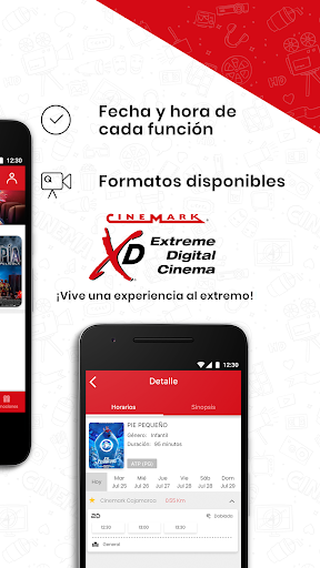 Cinemark Perú screenshot 2