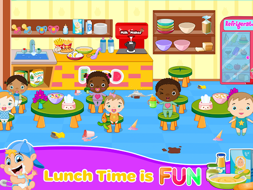 Toon Town: Daycare screenshot 3