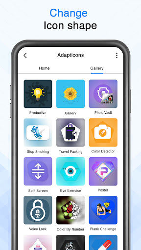 Customize App Icon - Icon Changer, Icon Pack Maker screenshot 4