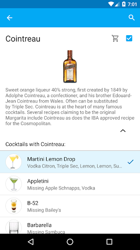 My Cocktail Bar screenshot 3