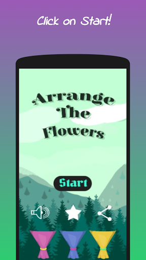 ArrangeTheFlowers screenshot 1