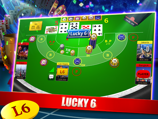 Dragon Ace Casino - Baccarat screenshot 10