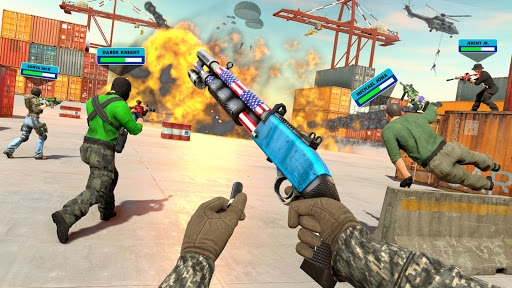 Counter Terrorist Games screenshot 2