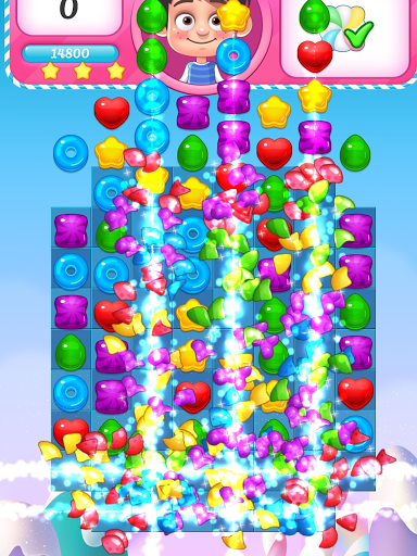 Candy Fever Saga screenshot 12