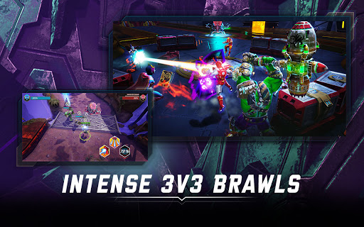 MARVEL Realm of Champions screenshot 1