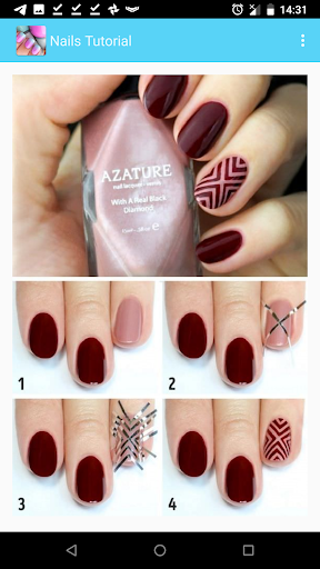 Collection of Nails Designs screenshot 2