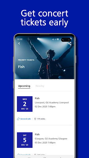 Discount Tickets, Spa Vouchers & more: O2 Priority screenshot 7