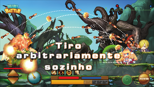 New MiniBattle captura de tela 4