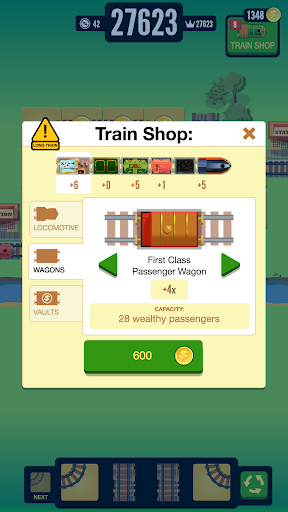 Gold Train FRVR screenshot 5
