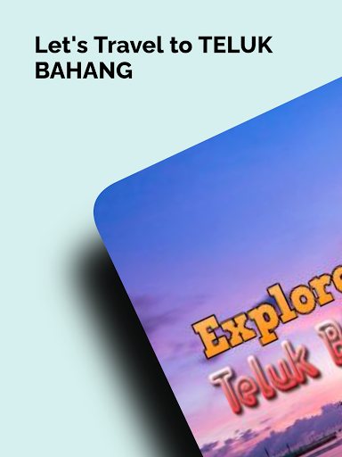 EXPLORE TELUK BAHANG screenshot 1