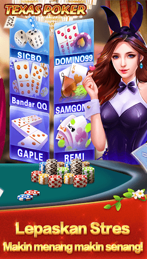 Mega win texas poker go screenshot 14