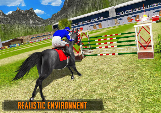 Horse Jumping Simulator 2020 screenshot 7