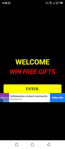 Free Gifts And UC RP Free Daily 2020 capture d ecran 4