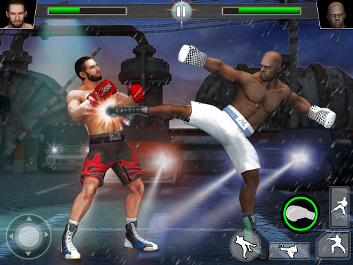Kickboxing Fighting Games screenshot 10