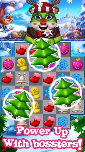 Merry Christmas Match 3 screenshot 1