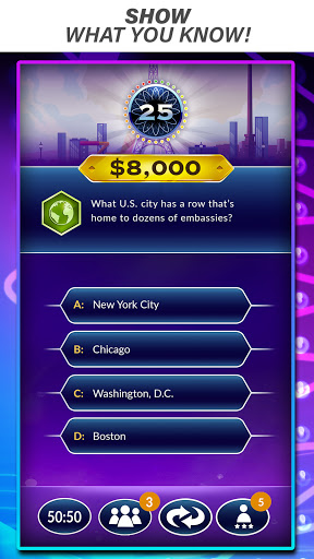 Who Wants to Be a Millionaire? Trivia & Quiz Game screenshot 1