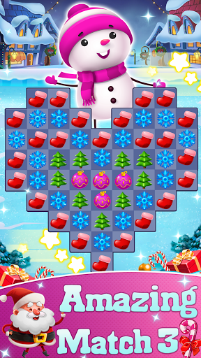 Merry Christmas Match 3 screenshot 3