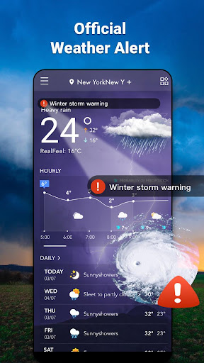 Weather Forecast & Live Weather screenshot 5