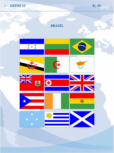 The Flags of the World screenshot 14
