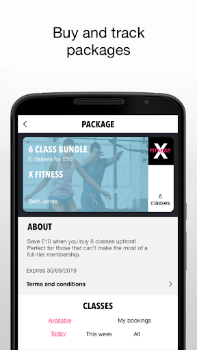 Gymcatch screenshot 3