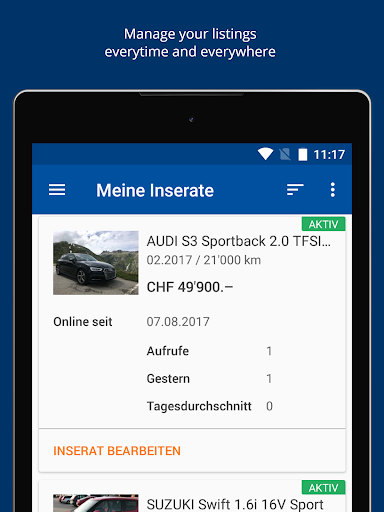 AutoScout24 Switzerland - Find your new car screenshot 13