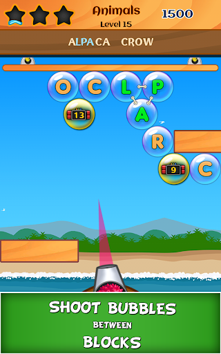 Bubble Words screenshot 13