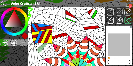 Coloring Pages [Adults] screenshot 3