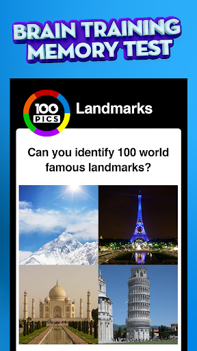 100 PICS Quiz screenshot 10
