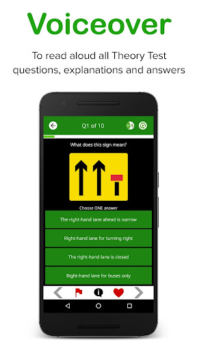 Driving Theory Test Free 2021 for Car Drivers screenshot 3