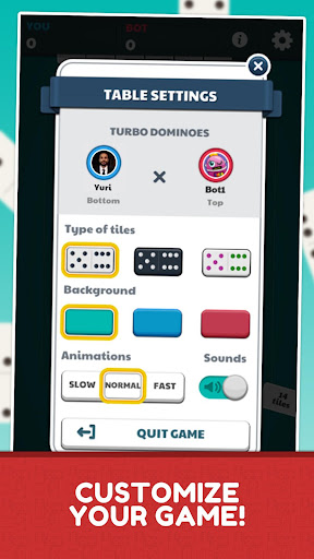 Dominos Online Jogatina screenshot 7