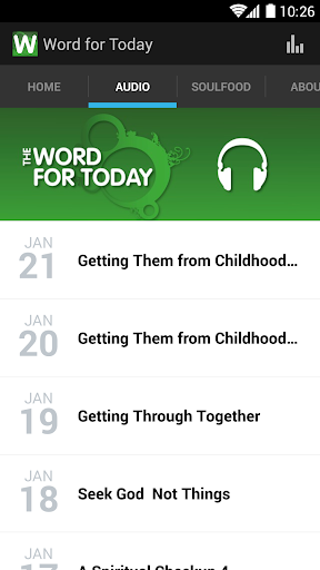 The Word For Today screenshot 1