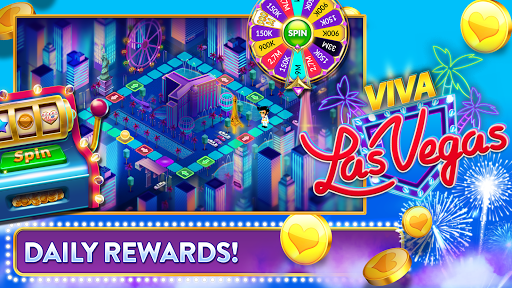 Slots: Heart of Vegas™ - Free Casino Slots Games screenshot 9