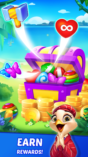 Candy Puzzlejoy screenshot 4